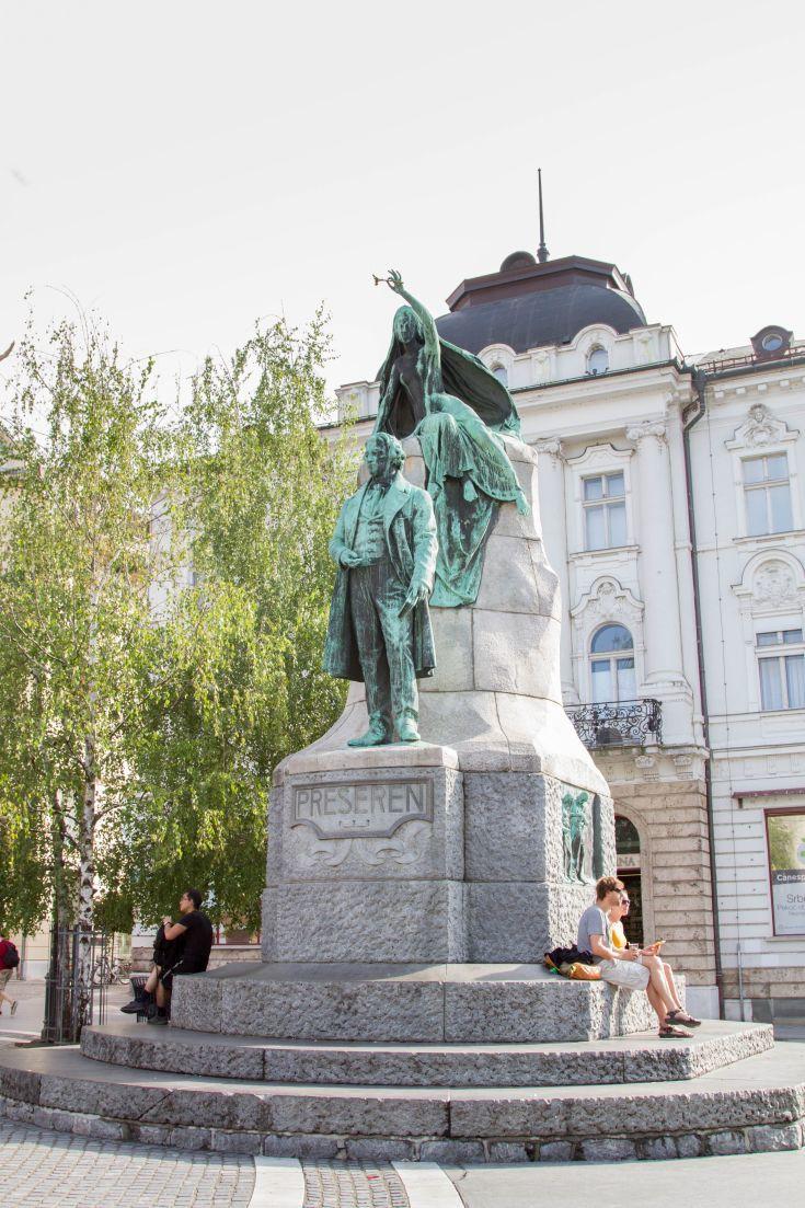 Ljubljana, The Prettiest City in Europe