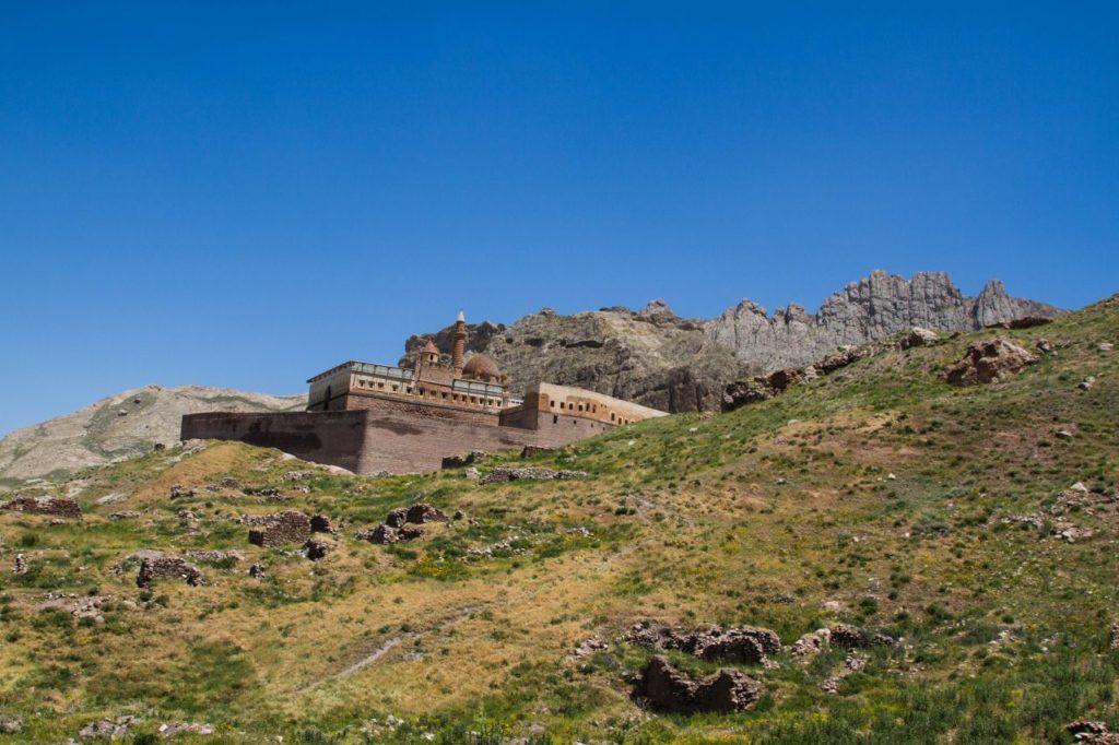 A Pasha's Palace in a Land Far, Far Away