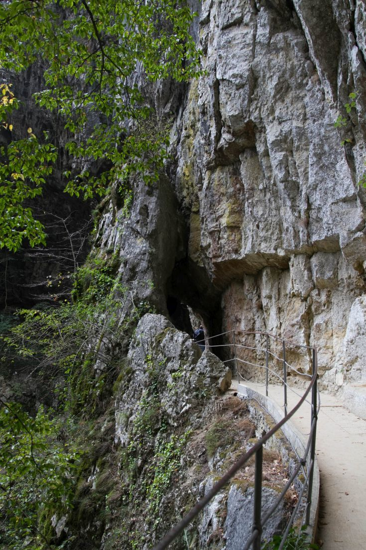 Get Your Rock On Škocjan Caves Slovenia
