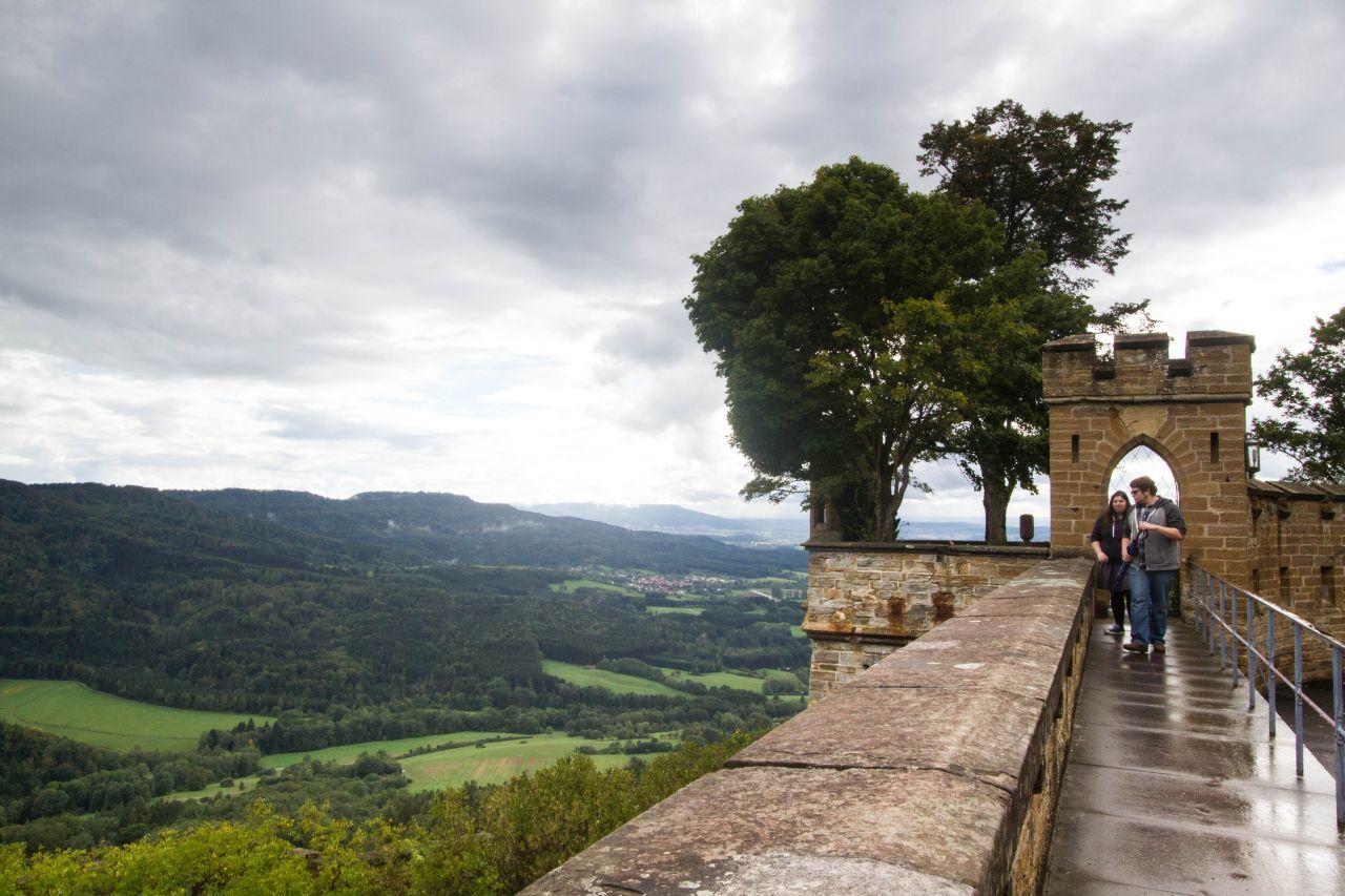 Hohenzollern Castle Germany