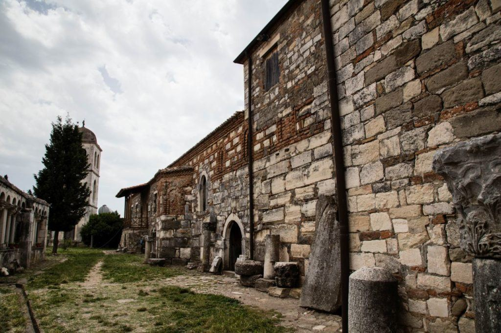 Ruins, churches, and a great museum await you at Apollonia.