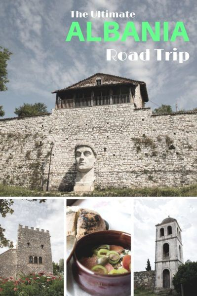 The Ultimate Albania Road Trip.