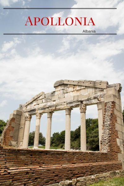 The Roman Ruins of Apollonia are a must-see when traveling to Albania.