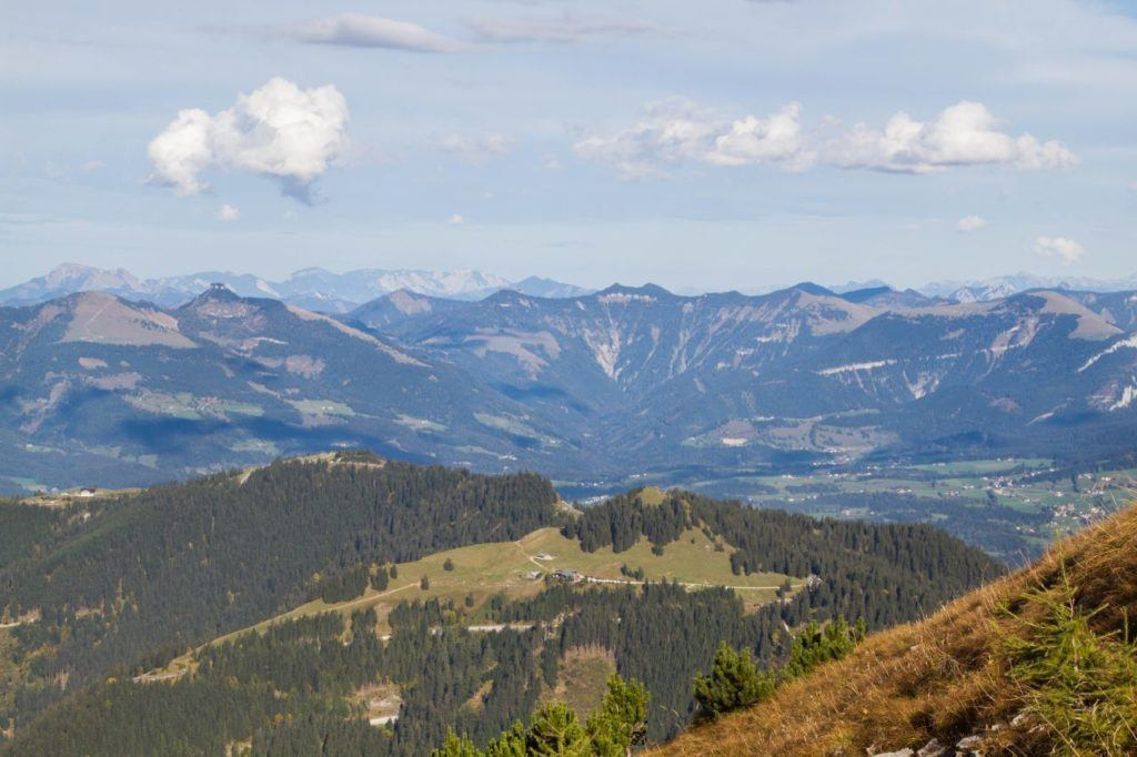 A gorgeous view of Bavaria from the Eagle's Nest.