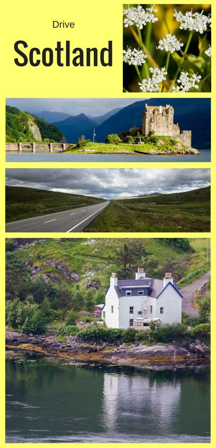 Road Trip Scotland