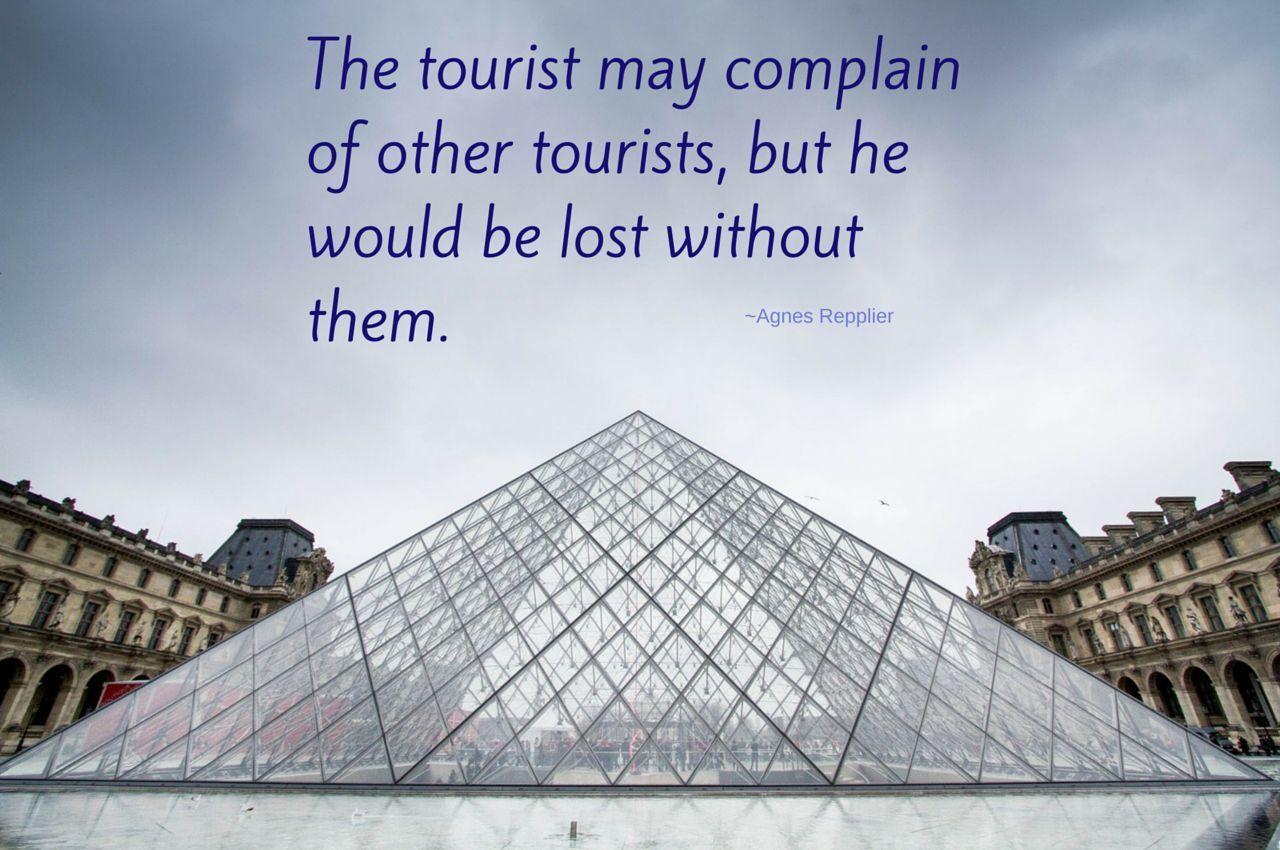 Tourist Complaint