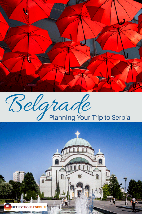 Belgrade, the capital of Serbia! Have you been?
