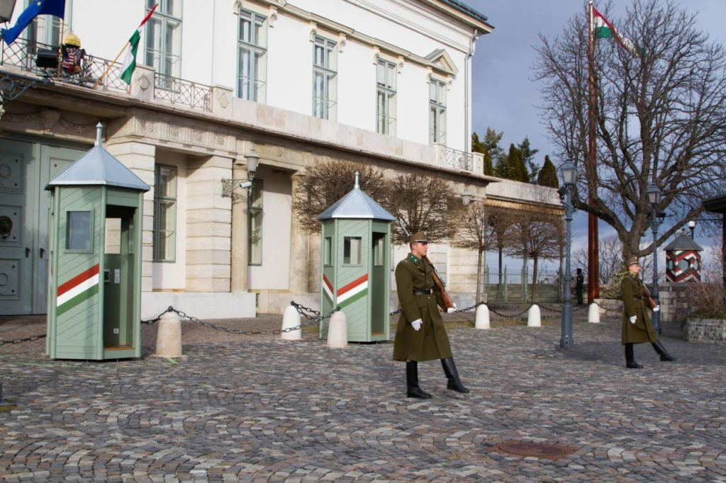 Absolute Best Things to Do in Budapest - Changing of the Hungarian Guard