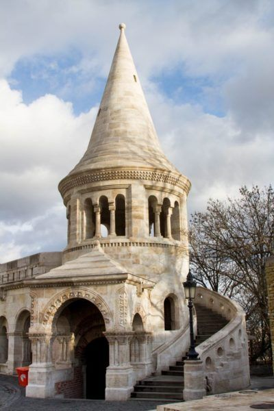 Budapest, the Heart of Europe will capture yours - Fisherman's Bastion