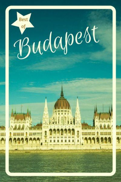 Budapest, the Heart of Europe will capture yours.