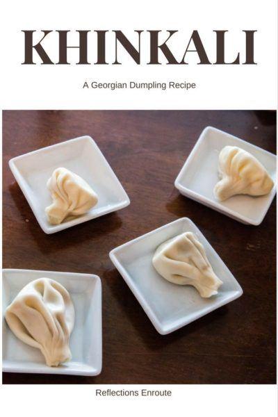 Khinkali Recipe - Georgian Dumplings