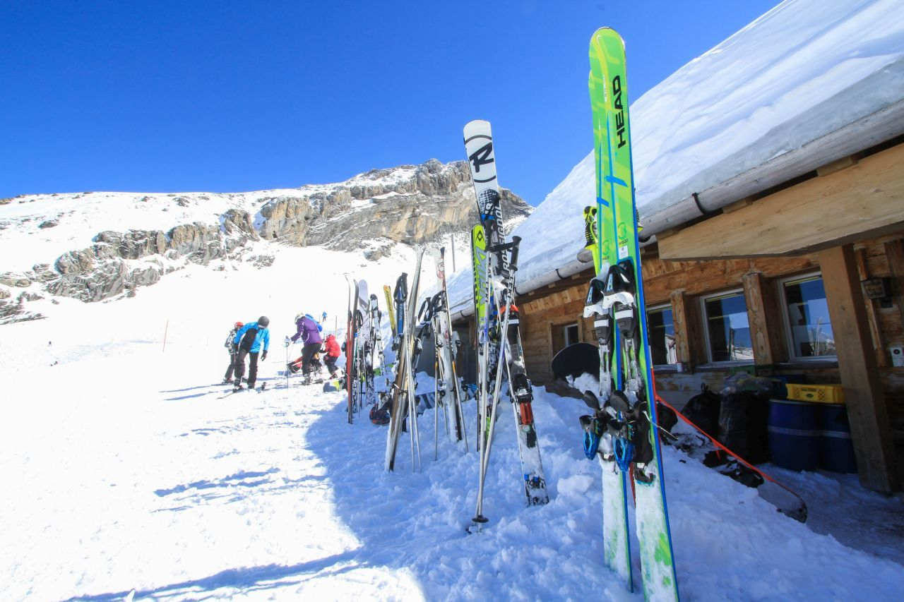 A Winter Weekend in Engleberg Titlis, Switzerland