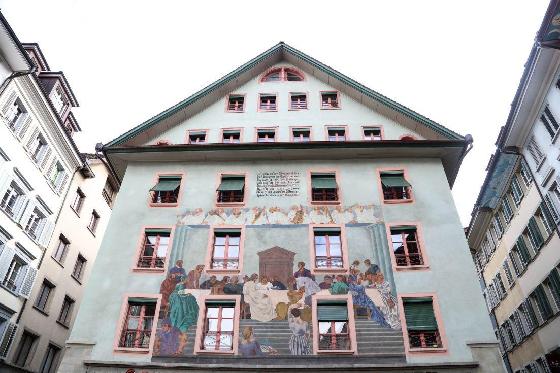 Street Art Lucerne
