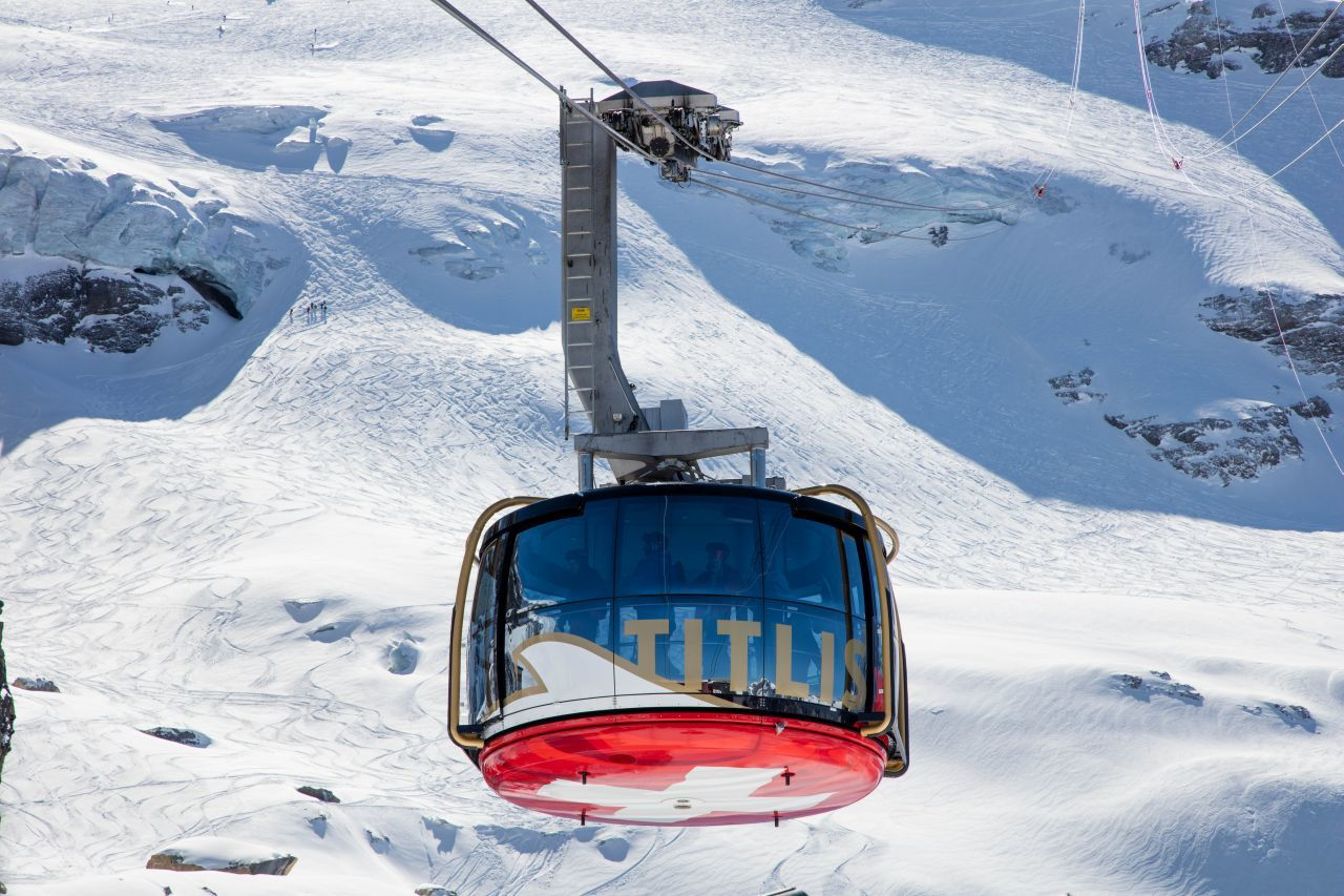 A Winter Weekend in Engleberg Titlis, Switzerland.