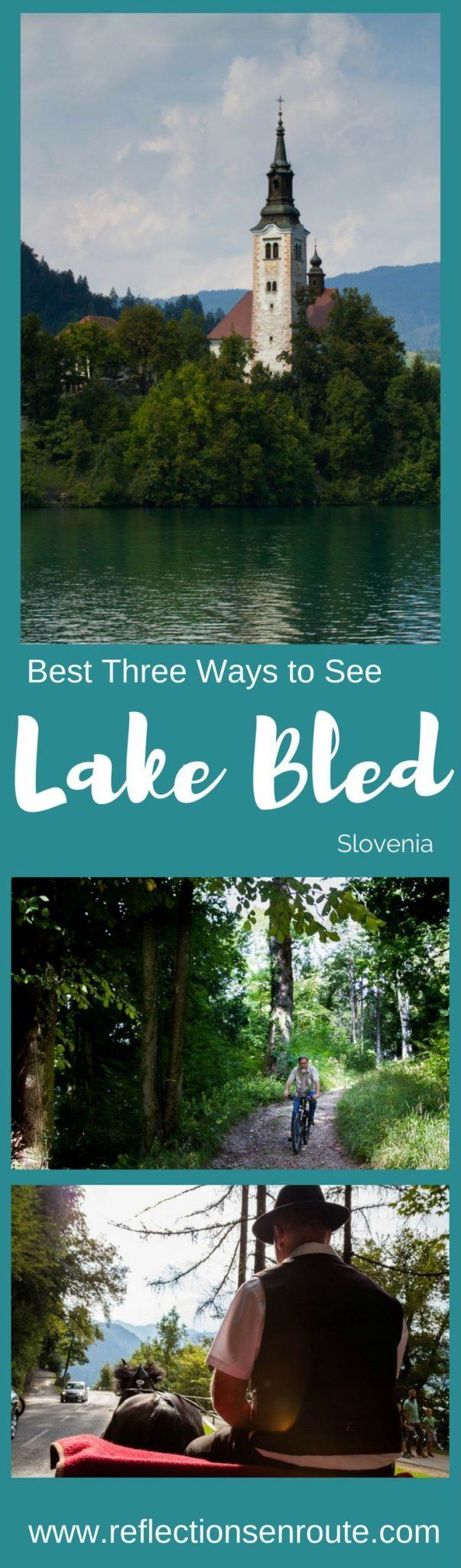 Romantic and fun, we found three fabulous ways to experience the gorgeous Lake Bled. Click here to find out more.