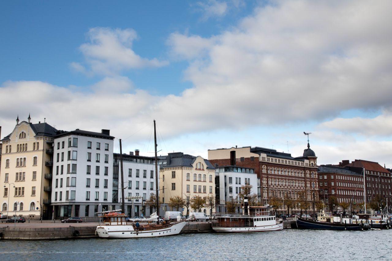Day Trip To Helsinki Finland