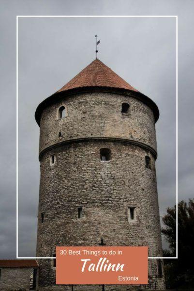 Towers and cobblestones, captial cities don't come quainter than Tallinn in Estonia.