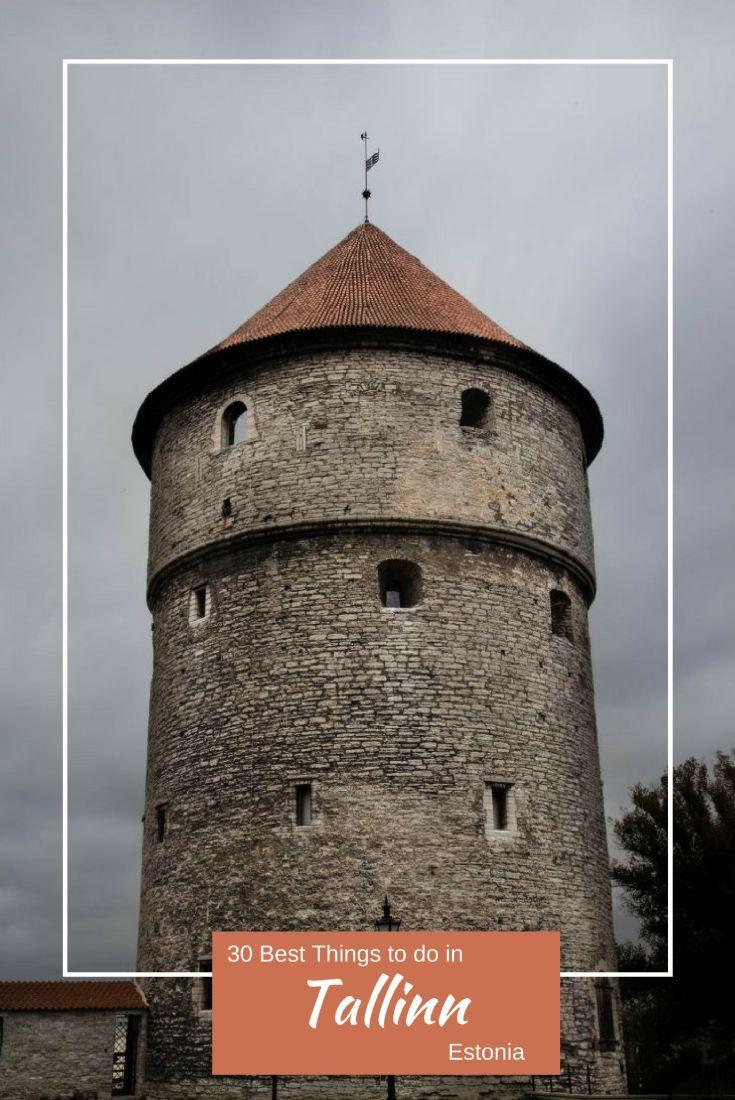 Towers and cobblestones, captial cities don't come quainter than Tallinn in Estonia