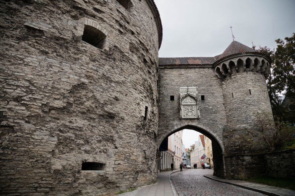 Fat Margaret, as she's lovingly referred to, is one of the many towers and gates leading you into the Old town of Tallinn. Inside she houses a great maritime museum, complete with viking goods!