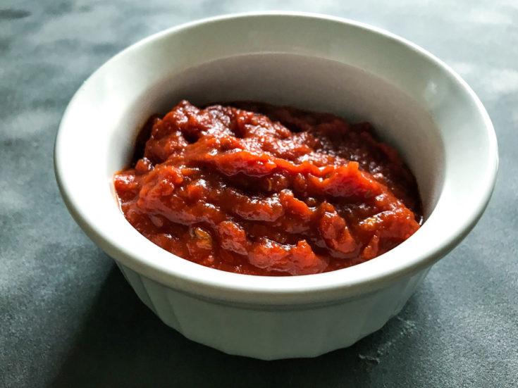 Quick and Easy Marinara Sauce