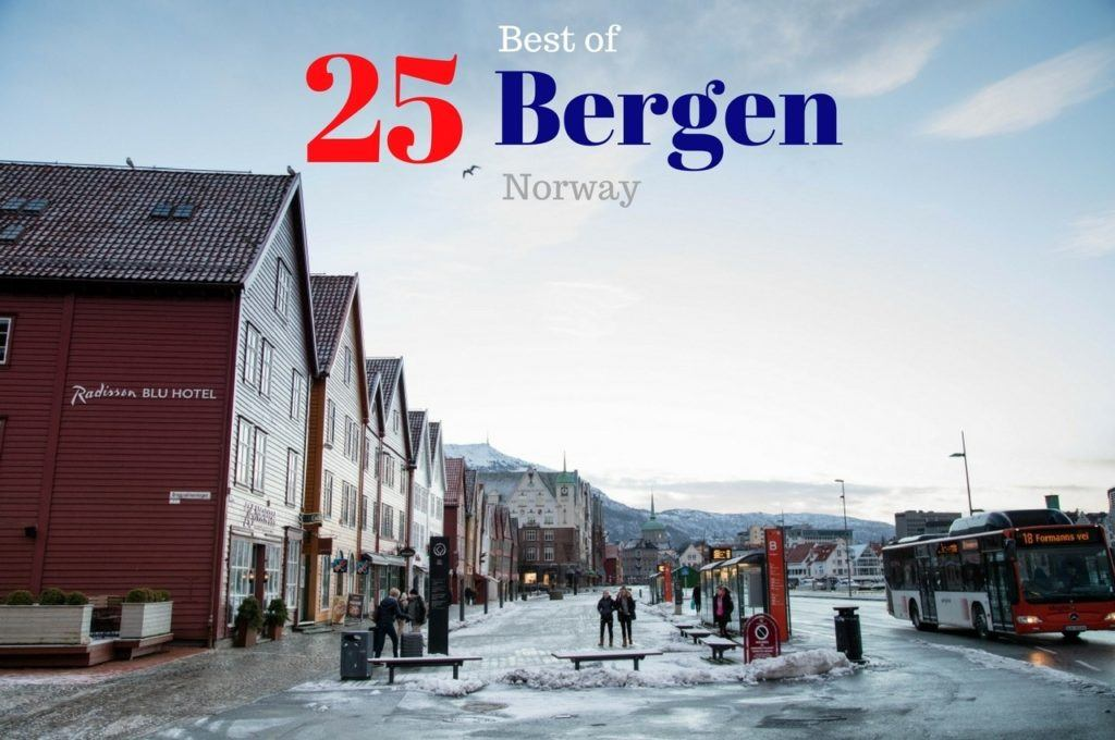 25 of the Best Things to Do in Bergen in Winter.