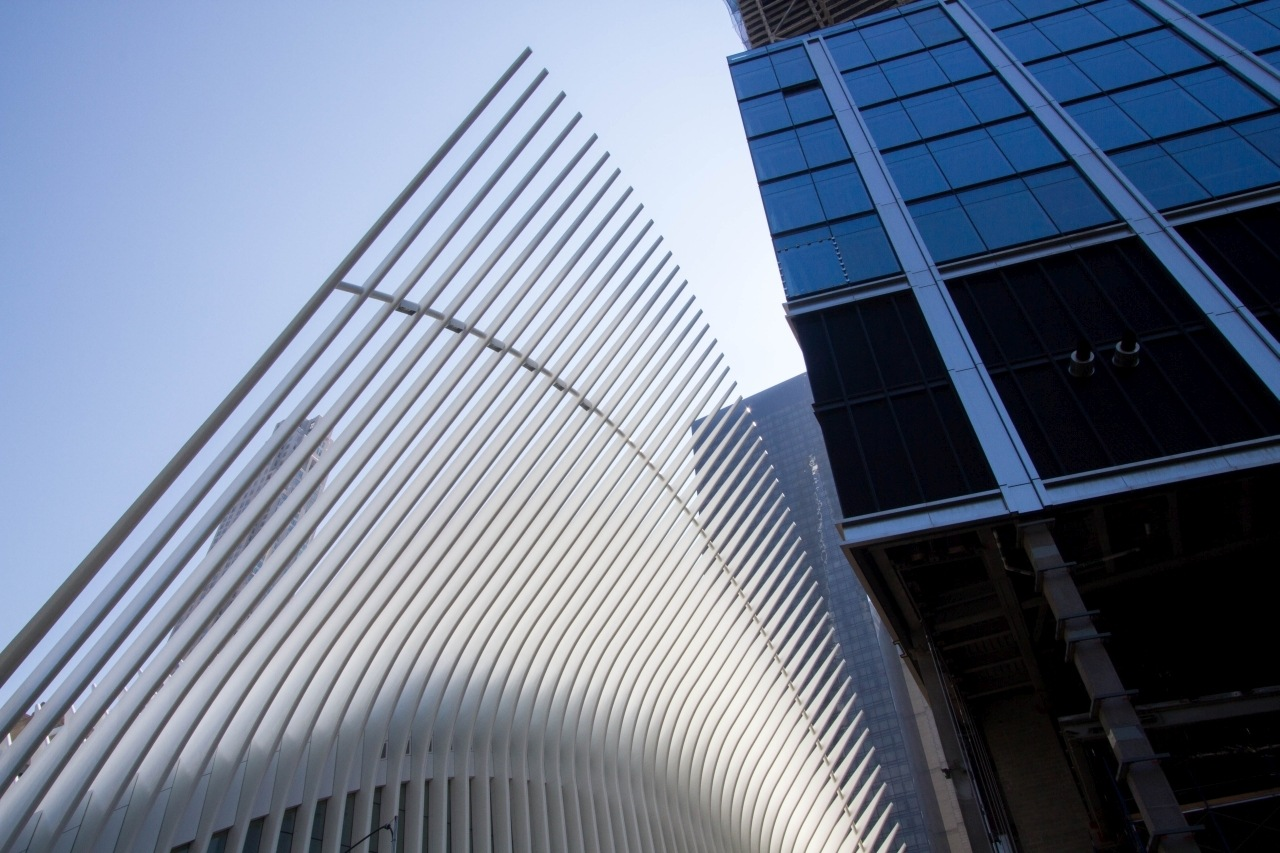 September 11 Memorial Structures