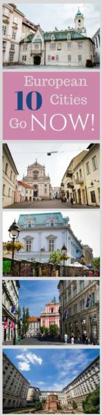 You will want to start exploring these amazing capitals of Eastern Europe.