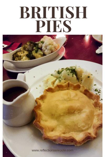Try this British chicken and leek pie recipe.