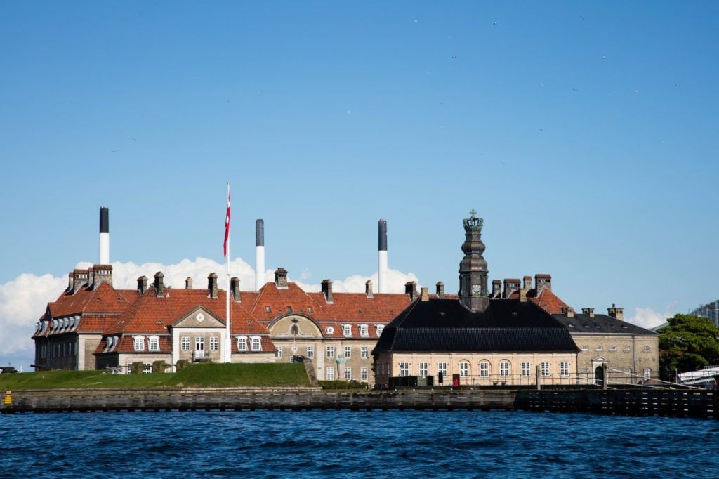 2 Days in Copenhagen give you plenty of time to see some out of the way places, like Holmen - a naval fortress.