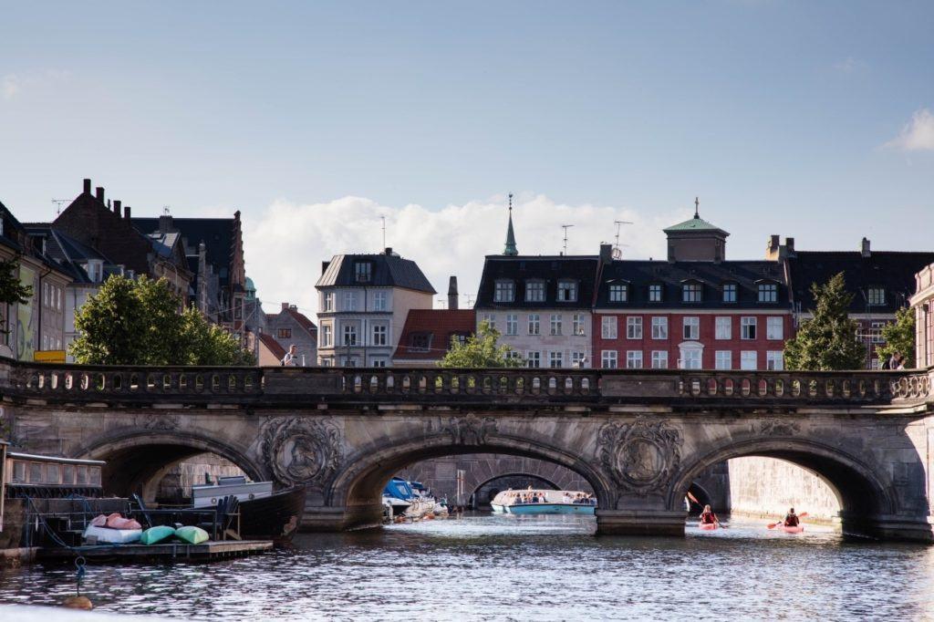 2 Days in Copenhagen - On the Water.