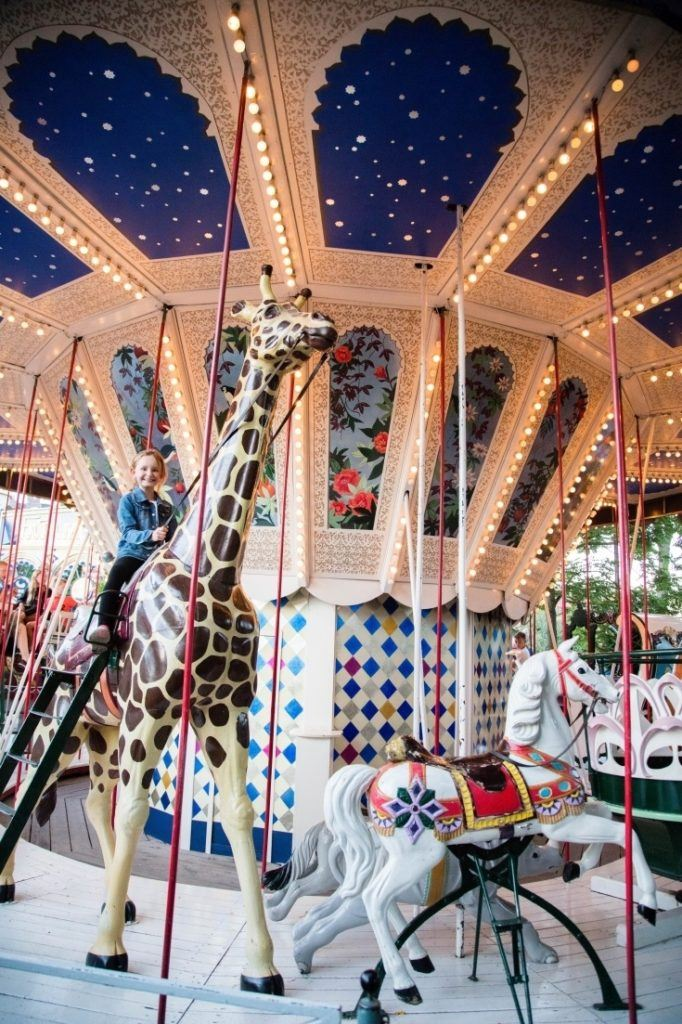 One of the top attractions is Tivoli Gardens.