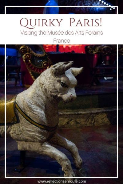 Ready for date night in Paris? the Musee des Arts Forains is the Museum of the Carnival Arts. Click here to find out more!