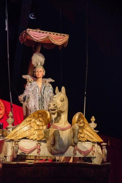 The Musee des Arts Forains has pieces collected from all over Europe.
