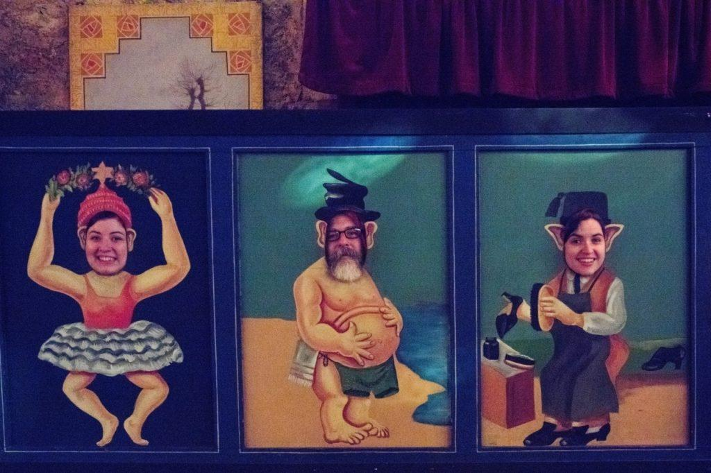 The best part of the Musee des Arts Forains is that it's all interactive.