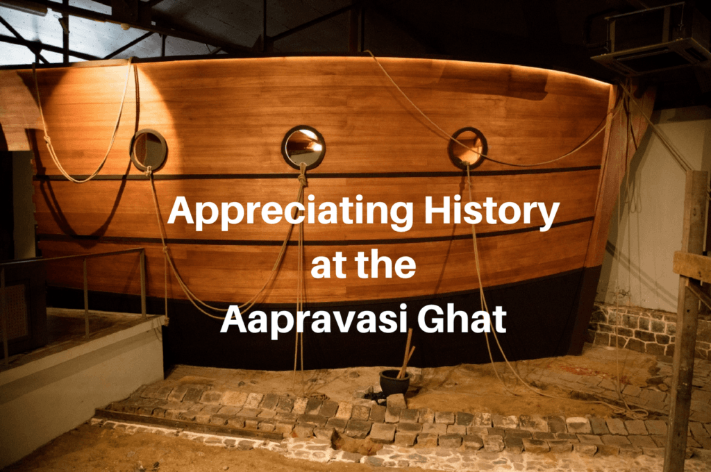 Aapravasi Ghat processed immigrants coming to Mauritius to be indentured servants; now it's a museum and World Heritage Site.