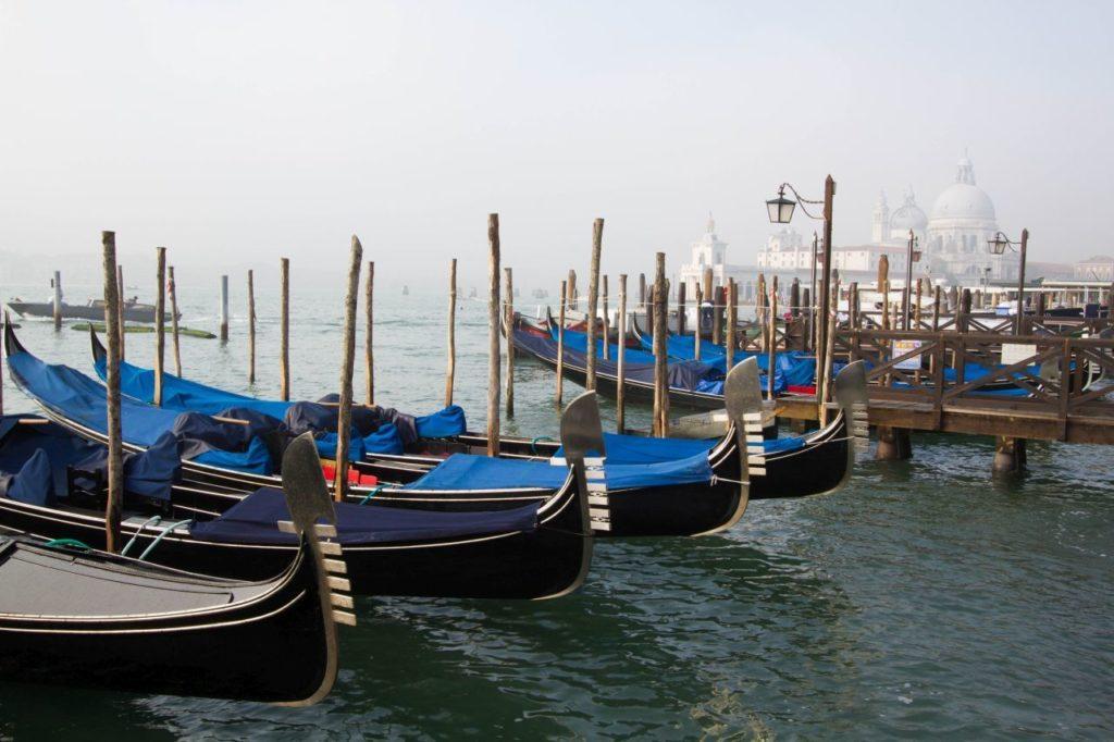 Venice Gondolas.