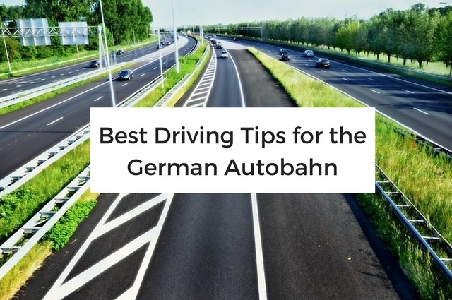 Best Driving Tips for the German Autobahn