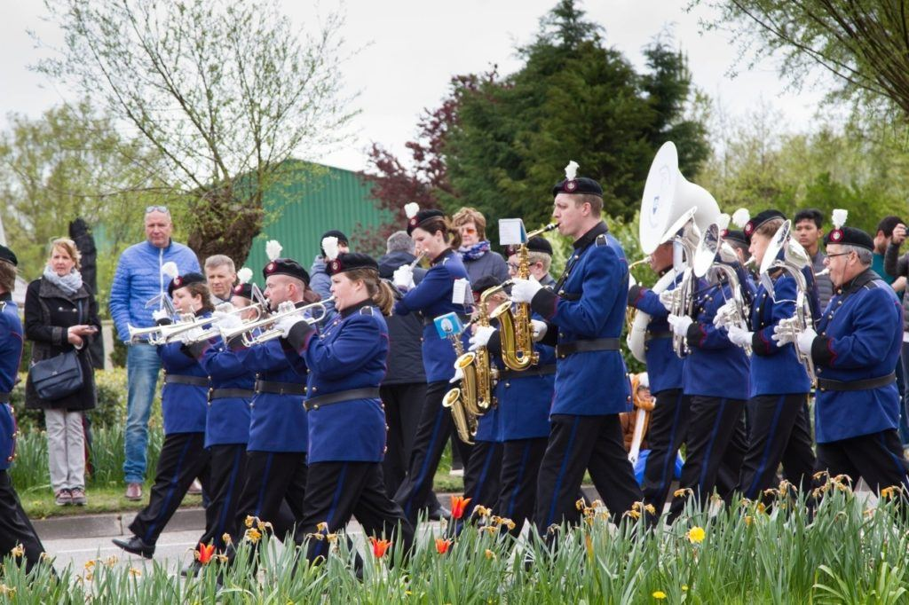 Tulip Festival Parade in the Netherlands - A Photo Essay