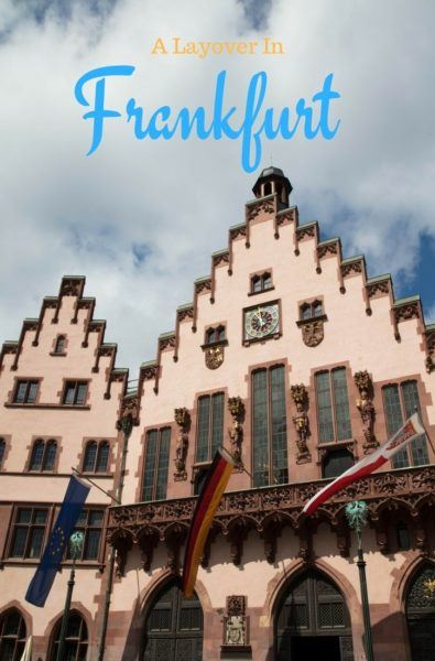 What is there to do when you have a long layover in Frankfurt? Click here for the best recommendations...Things to do in Frankfurt   City Guide   City Center   Train to Frankfurt
