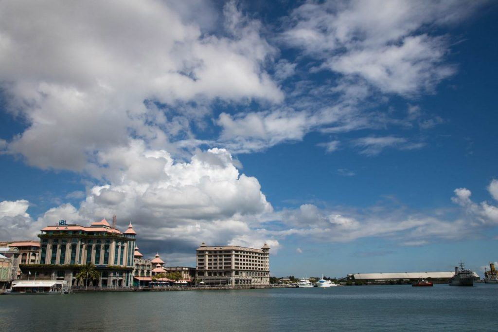 Caudan Waterfront, Port Louis - One of the Major Sights.