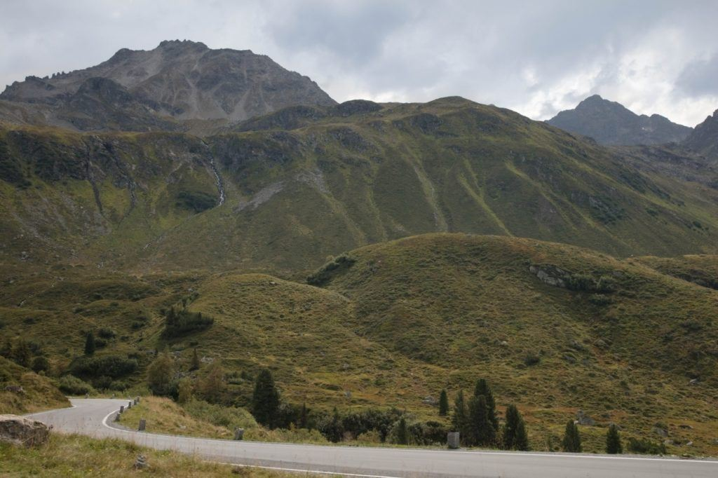 Drive The Grossglockner High Alpine Road for breathtaking mountain views like this.