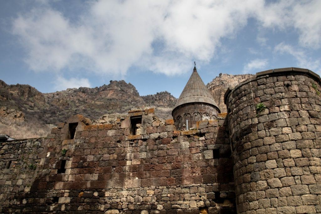 One of the best things to do in Armenia is explore the country's many ancient castles.