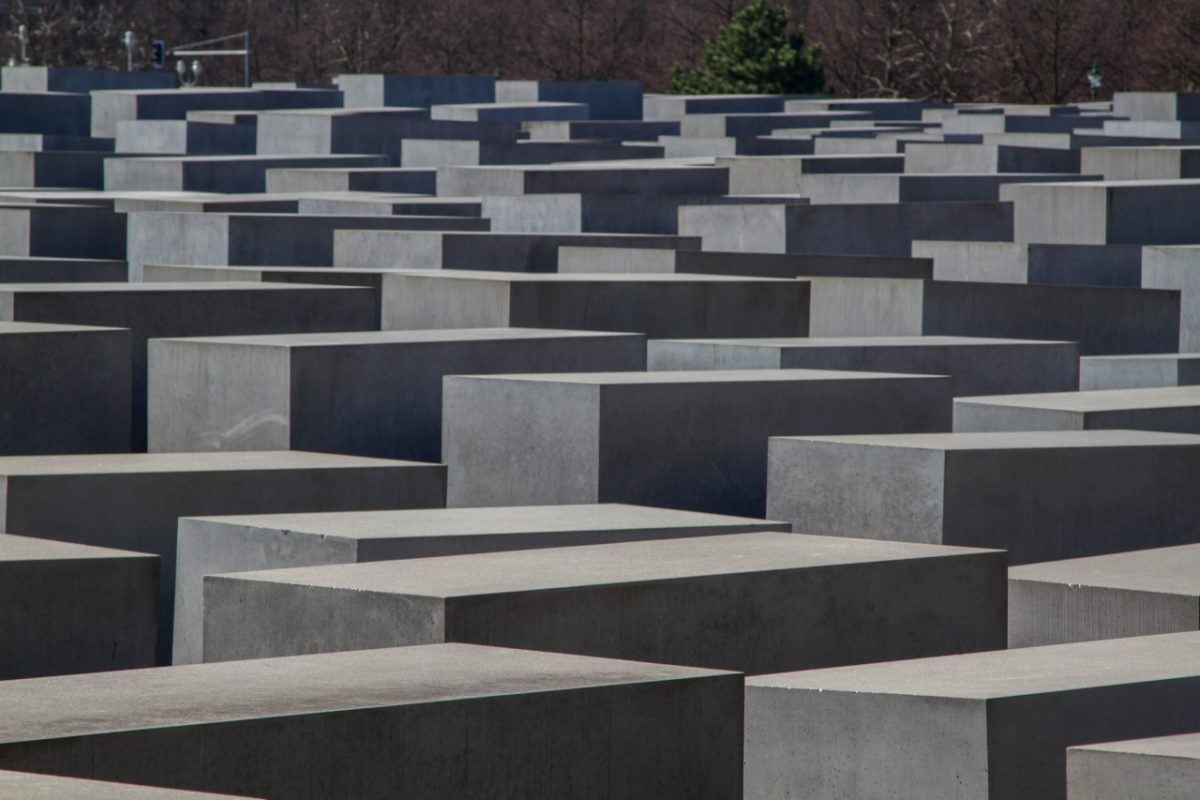 Berlin Memorial to Holocaust Victims is also one of Berlin Must See Attractions