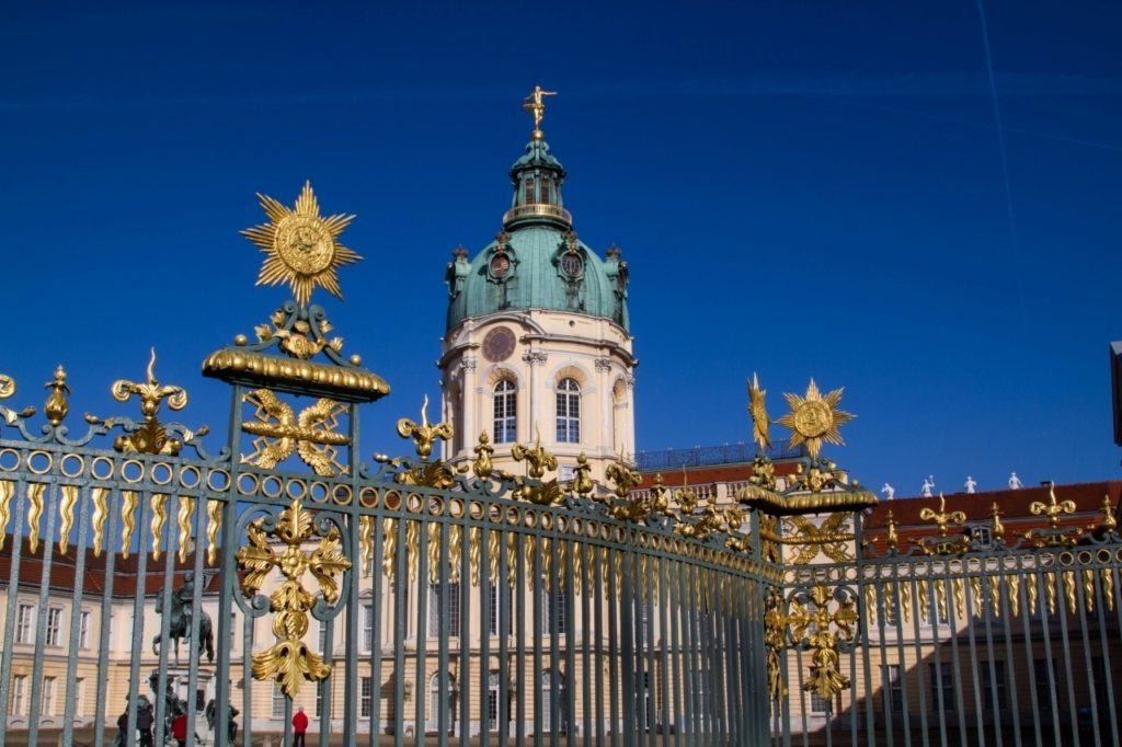 2 days in Berlin - Don't miss the Charlottenburg Palace.