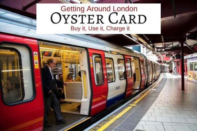 Buy Use London Oyster Card