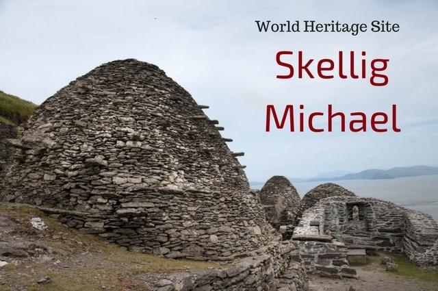 World Heritage Site Skellig Michael.