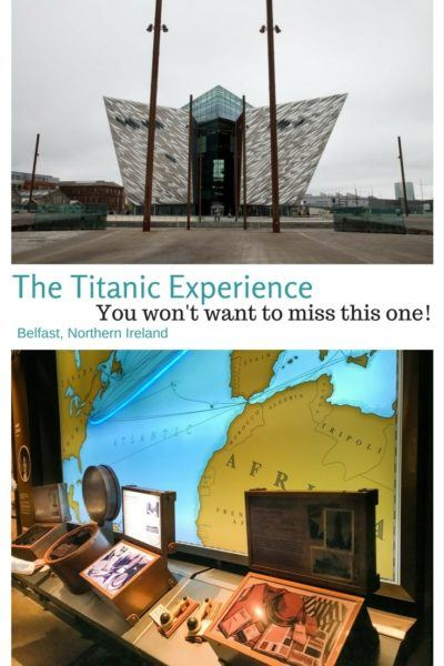 Bringing the full story of the Titanic to life, the Belfast Titanic Experience lets you in on all the stories and secrets of the huge, luxury ship. Click here to read more and find out how to include this stop on your Northern Ireland itinerary. .................... Belfast guide | How to buy tickets | Titanic history | Titanic stats | things to do |