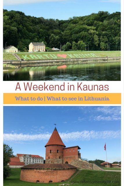 One of the most under-rated cities in Eastern Europe, this Baltic gem is sure to please! If you haven't been to Kaunas, Lithuania: read and start planning!......City Guide | Weekend Getaway | Travel Tips | Things To Do