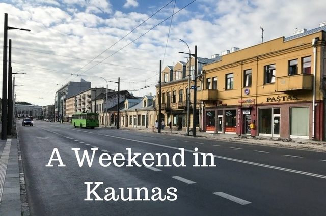 Top Things to do in Kaunas, Lithuania