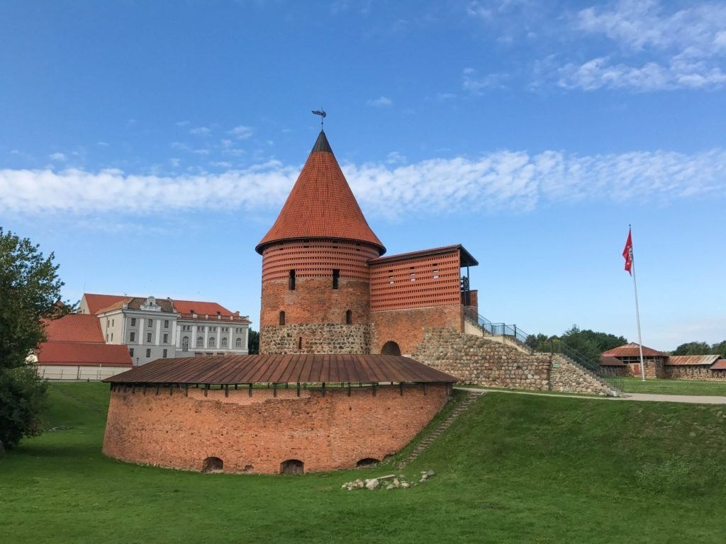 Kaunas Castle is one of the top things to do in Kaunas, Lithuania